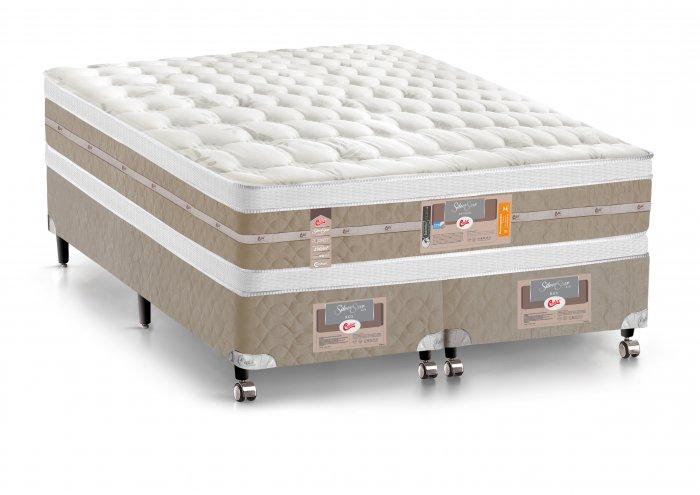Conjunto Box Castor Molas Pocket® Silver Star AIR Double Face