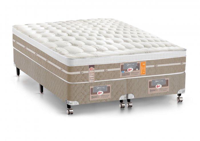 Conjunto Box Castor Molas Pocket® Silver Star AIR